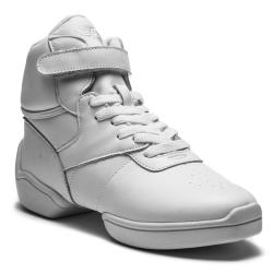 Rumpf RU1500 Witte Hoge Danssneaker met Splitzool